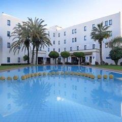 Отель Ibis budget Tanger Марокко, Медина Танжера - отзывы, цены и фото номеров - забронировать отель Ibis budget Tanger онлайн бассейн фото 2