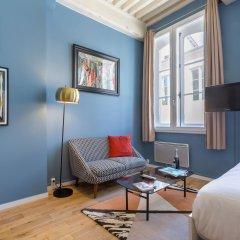 Отель Like Home Terreaux Франция, Лион - отзывы, цены и фото номеров - забронировать отель Like Home Terreaux онлайн комната для гостей фото 3
