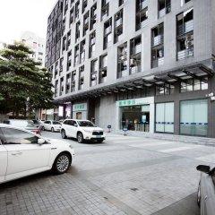 Отель Nomo Times International YOU Apartment Китай, Гуанчжоу - отзывы, цены и фото номеров - забронировать отель Nomo Times International YOU Apartment онлайн парковка