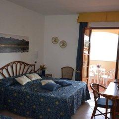 Отель Albergo Le Briciole Проччио комната для гостей фото 4