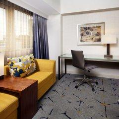 Отель Sheraton Gateway Los Angeles США, Лос-Анджелес - отзывы, цены и фото номеров - забронировать отель Sheraton Gateway Los Angeles онлайн удобства в номере