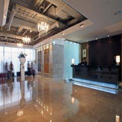Отель Ramada Hotel and Suites Seoul Namdaemun Южная Корея, Сеул - 1 отзыв об отеле, цены и фото номеров - забронировать отель Ramada Hotel and Suites Seoul Namdaemun онлайн интерьер отеля
