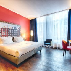 Leonardo Hotel Amsterdam City Center комната для гостей фото 3