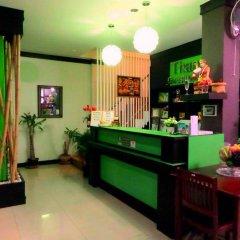 Отель Thana Patong Guesthouse интерьер отеля
