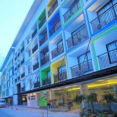Отель Suvarnabhumi Oriental Resort Бангкок фото 2