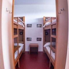 Отель INOUT Hostel Barcelona Испания, Барселона - 4 отзыва об отеле, цены и фото номеров - забронировать отель INOUT Hostel Barcelona онлайн комната для гостей фото 3