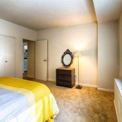 Апартаменты Dupont Circle Apartment комната для гостей фото 4