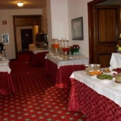 Miramonti Majestic Grand Hotel питание