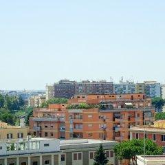 Отель I Tetti Di Roma - B&B In Rome Италия, Рим - отзывы, цены и фото номеров - забронировать отель I Tetti Di Roma - B&B In Rome онлайн балкон