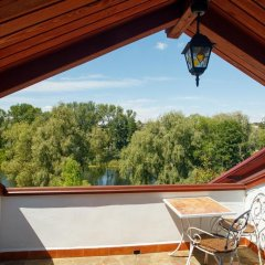 Гостиница Здыбанка Украина, Сумы - отзывы, цены и фото номеров - забронировать гостиницу Здыбанка онлайн балкон