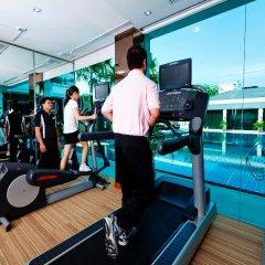 Отель Royal Princess Larn Luang фитнесс-зал фото 3
