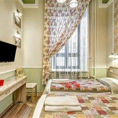 Гостиница Авита Красные Ворота 2* Стандартный номер разные типы кроватей фото 19