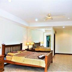 Отель View Talay 2 - 1 bed Jomtien Паттайя комната для гостей фото 3
