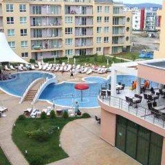 Отель Pollo Resort Солнечный берег балкон
