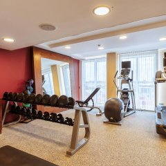 Гостиница Hilton Garden Inn Краснодар (Хилтон Гарден Инн Краснодар) фитнесс-зал