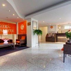 Hotel Beau Site Брюссель интерьер отеля фото 3
