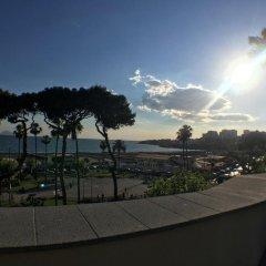 Отель Grillo Verde Италия, Торре-Аннунциата - отзывы, цены и фото номеров - забронировать отель Grillo Verde онлайн пляж