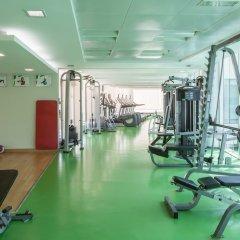 Отель Holiday Inn Dubai - Al Barsha фитнесс-зал фото 2