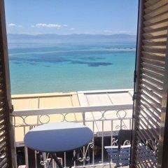 Отель Plaza балкон