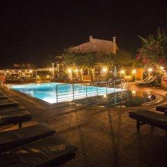 Meldi Hotel Турция, Калкан - отзывы, цены и фото номеров - забронировать отель Meldi Hotel онлайн бассейн