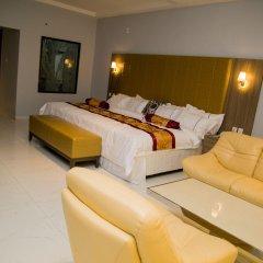 Maxbe Continental Hotel Энугу комната для гостей фото 5