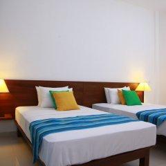 Отель Samwill Holiday Resort Шри-Ланка, Катарагама - отзывы, цены и фото номеров - забронировать отель Samwill Holiday Resort онлайн комната для гостей фото 3