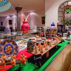 Отель InterContinental Presidente Puebla развлечения