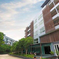 Отель Kris Residence Патонг парковка