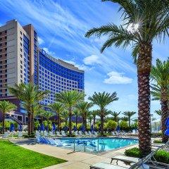 Отель Wyndham Desert Blue США, Лас-Вегас - отзывы, цены и фото номеров - забронировать отель Wyndham Desert Blue онлайн бассейн фото 2