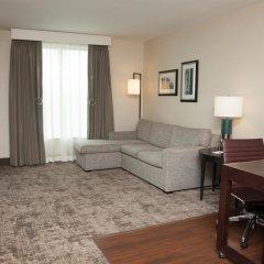 Отель Embassy Suites Columbus - Airport комната для гостей фото 4