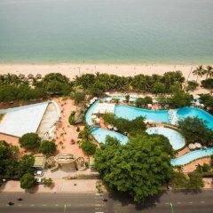 Отель Euro Star Hotel Вьетнам, Нячанг - отзывы, цены и фото номеров - забронировать отель Euro Star Hotel онлайн пляж