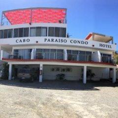 Отель Cabo Sunset Condo Hotel Мексика, Педрегал - отзывы, цены и фото номеров - забронировать отель Cabo Sunset Condo Hotel онлайн парковка