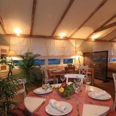 Отель Blue Orange Beach Resort питание фото 3