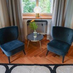 Отель Signau House And Garden Цюрих удобства в номере фото 2