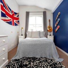 Отель Colourful Cool in Notting Hill Великобритания, Лондон - отзывы, цены и фото номеров - забронировать отель Colourful Cool in Notting Hill онлайн комната для гостей фото 4
