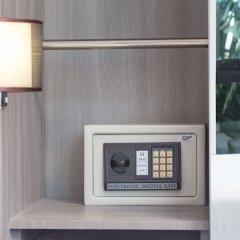 Отель Surin Loft by Holiplanet Таиланд, Камала Бич - отзывы, цены и фото номеров - забронировать отель Surin Loft by Holiplanet онлайн сейф в номере