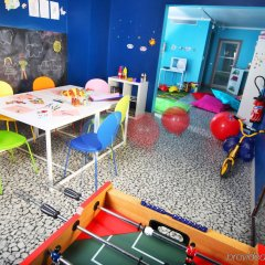 Отель Hilton Evian-les-Bains детские мероприятия фото 2