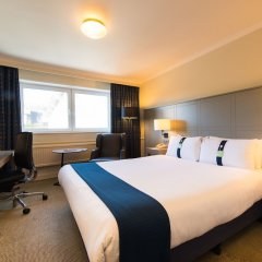Отель Holiday Inn Edinburgh Эдинбург фото 4