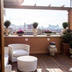 Отель Scalinata Di Spagna Италия, Рим - отзывы, цены и фото номеров - забронировать отель Scalinata Di Spagna онлайн балкон