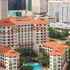 Отель Swissotel Merchant Court Singapore фото 5