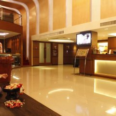 Отель Suvarnabhumi Suite Бангкок интерьер отеля фото 2
