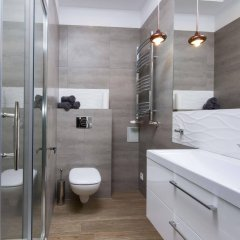 Апартаменты Apartinfo Exclusive Sopot Apartment ванная