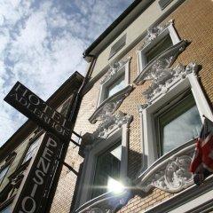 Отель -Pension Adlerhof Австрия, Зальцбург - 2 отзыва об отеле, цены и фото номеров - забронировать отель -Pension Adlerhof онлайн вид на фасад