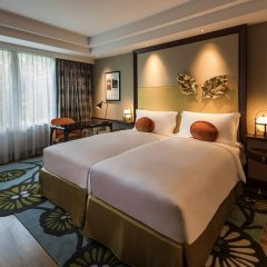 Отель Sofitel Singapore Sentosa Resort & Spa 5* Номер категории Премиум с различными типами кроватей фото 5