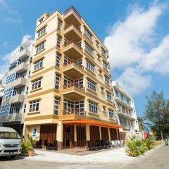 Отель Three Inn Мальдивы, Северный атолл Мале - отзывы, цены и фото номеров - забронировать отель Three Inn онлайн парковка
