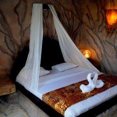 Отель Caves Beach Resort Hurghada - Adults Only - All Inclusive комната для гостей фото 5