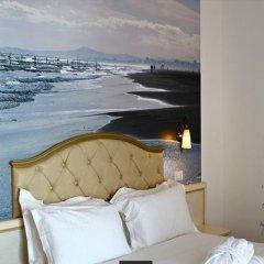 Hotel Sovrana & Re Aqva SPA пляж