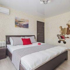 Апартаменты GM Apartment Vspolniy комната для гостей фото 4