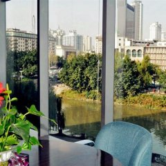 Отель Somerset Riverview Chengdu балкон