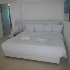 Отель Rocabella Santorini Hotel Греция, Остров Санторини - отзывы, цены и фото номеров - забронировать отель Rocabella Santorini Hotel онлайн комната для гостей фото 5